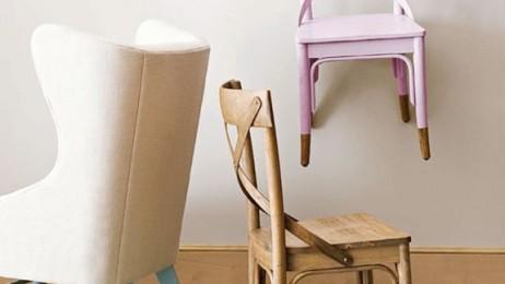 É tendência na decoração: pintar móveis