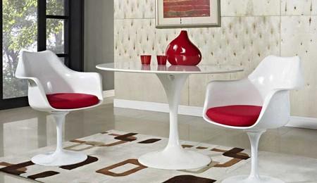 Clássicos do design: a cadeira Tulip