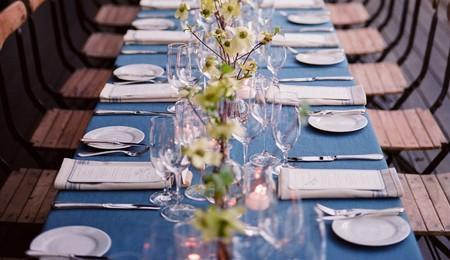 Ideias para decorar uma mesa para convidados