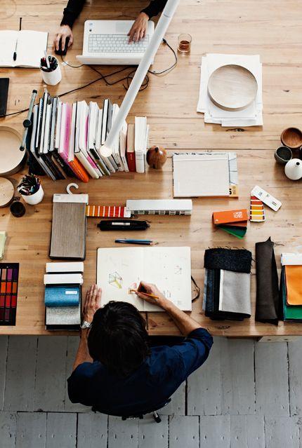 4 chaves para um espaço de trabalho inspirador