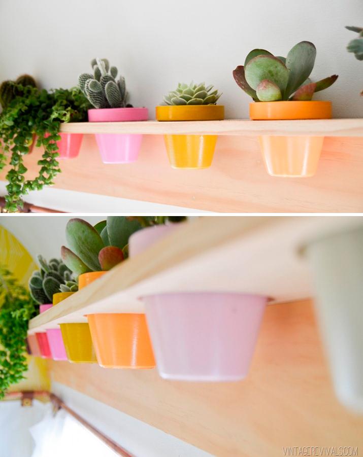 5 bricoideas decorativas para a sua casa