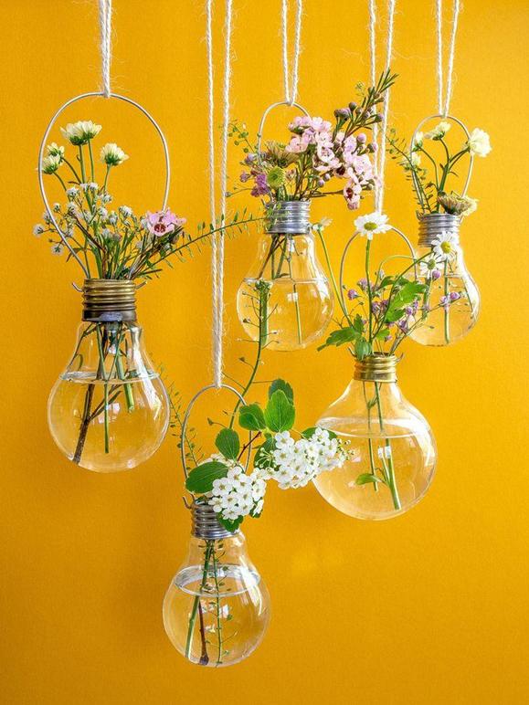 5 ideias para decorar a sua casa com flores naturais